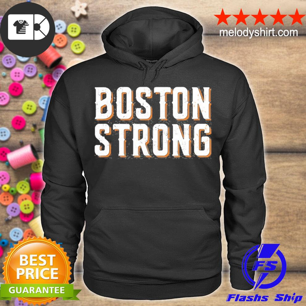 Boston strong s hoodie
