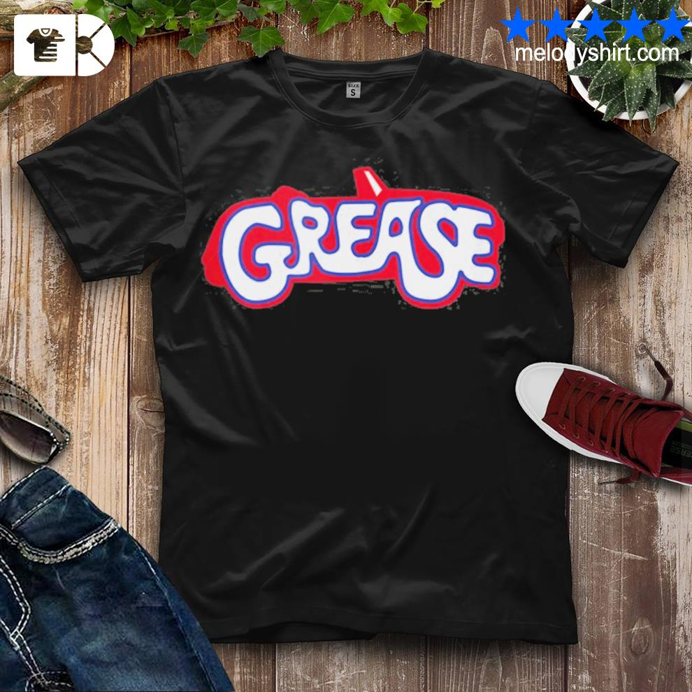 Grease the movie shirt
