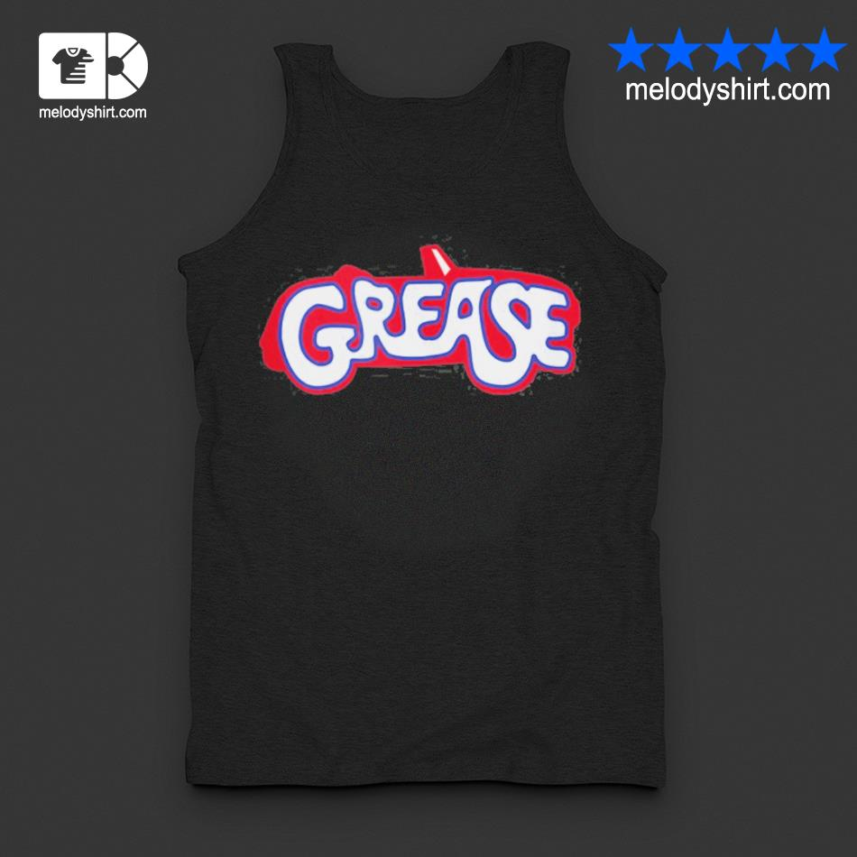 Grease the movie s tanktop