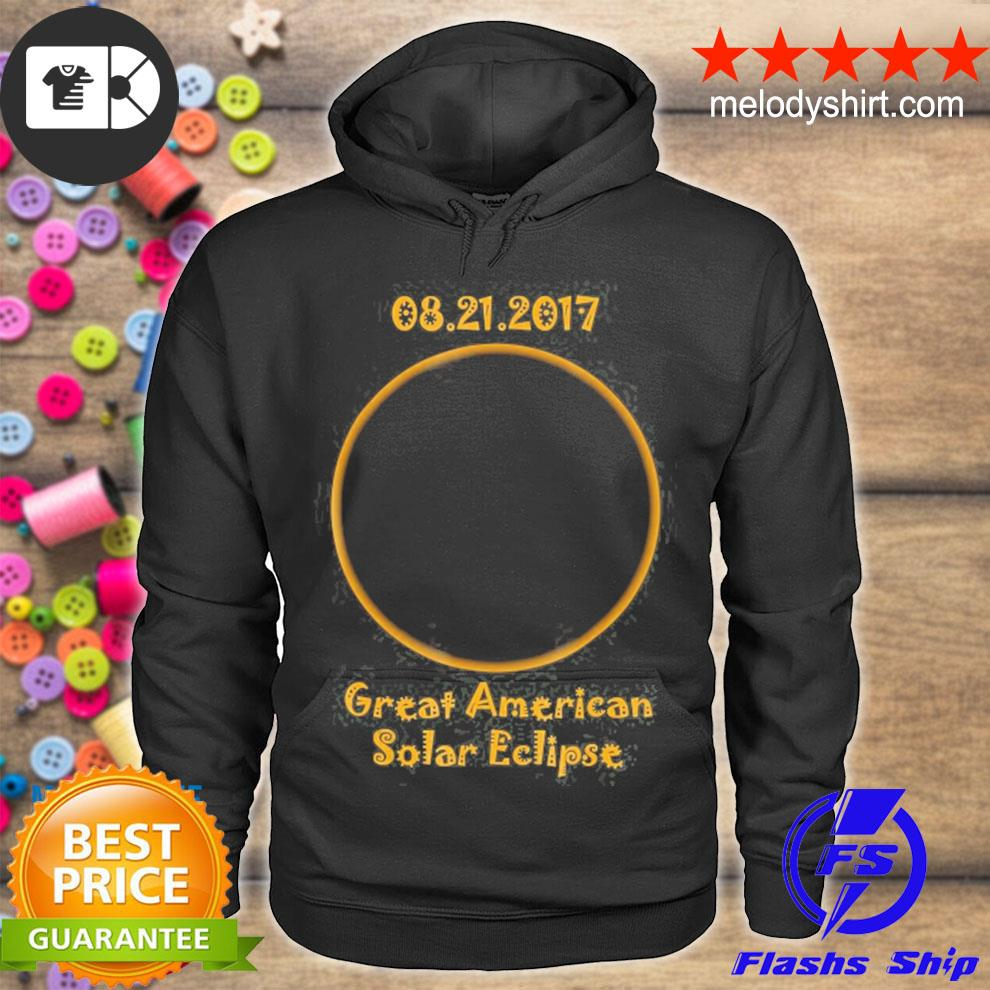 Great American solar eclipse s hoodie