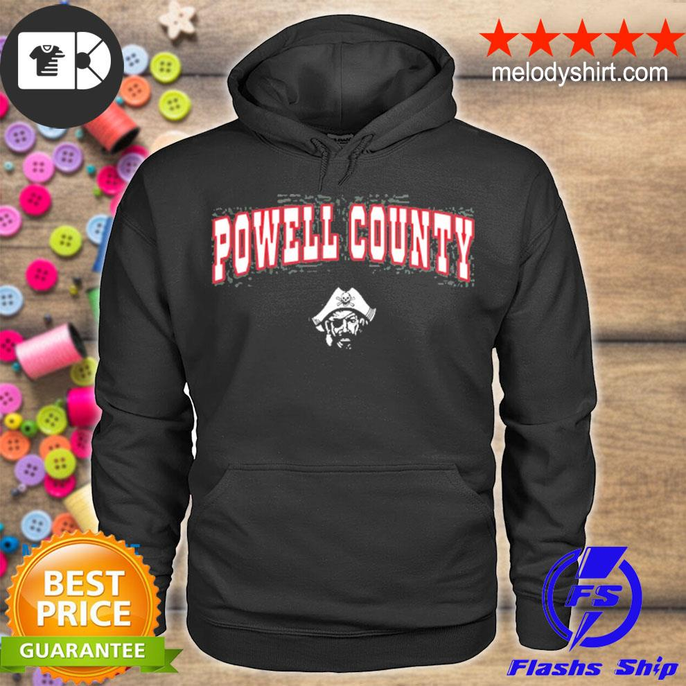 Powell county high school pirates s hoodie