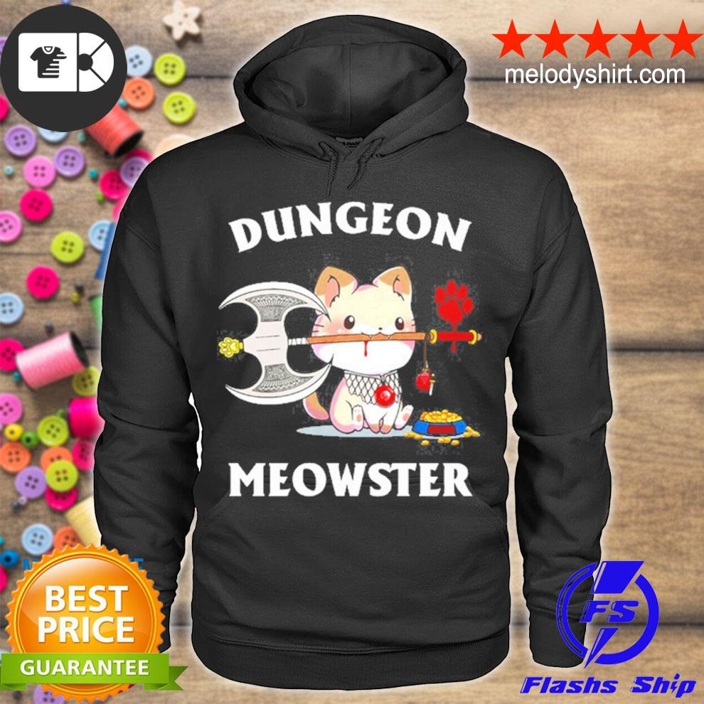 Dungeon meowster s hoodie