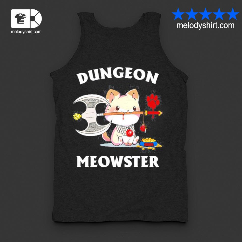Dungeon meowster s tanktop