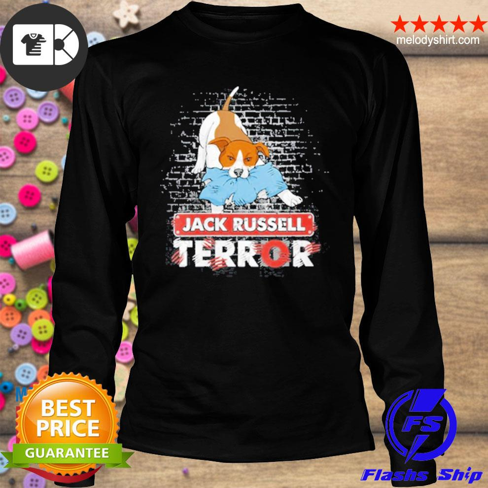 Jack russell terrier bad dogs Jack russell Terrier dog s longsleeve