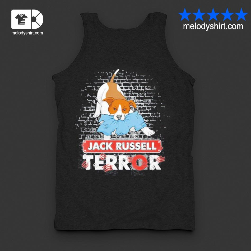 Jack russell terrier bad dogs Jack russell Terrier dog s tanktop
