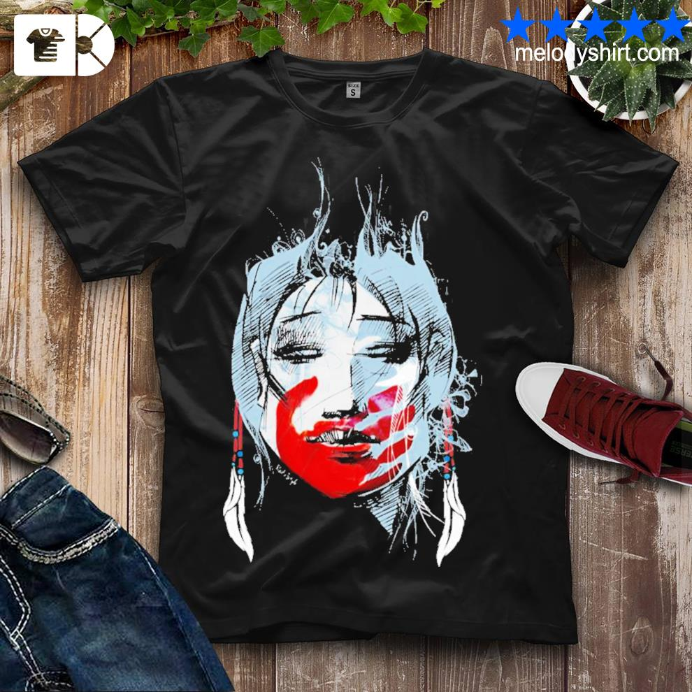 MMIW Missing and Murdered Indigenous Woman Unisex Shirt