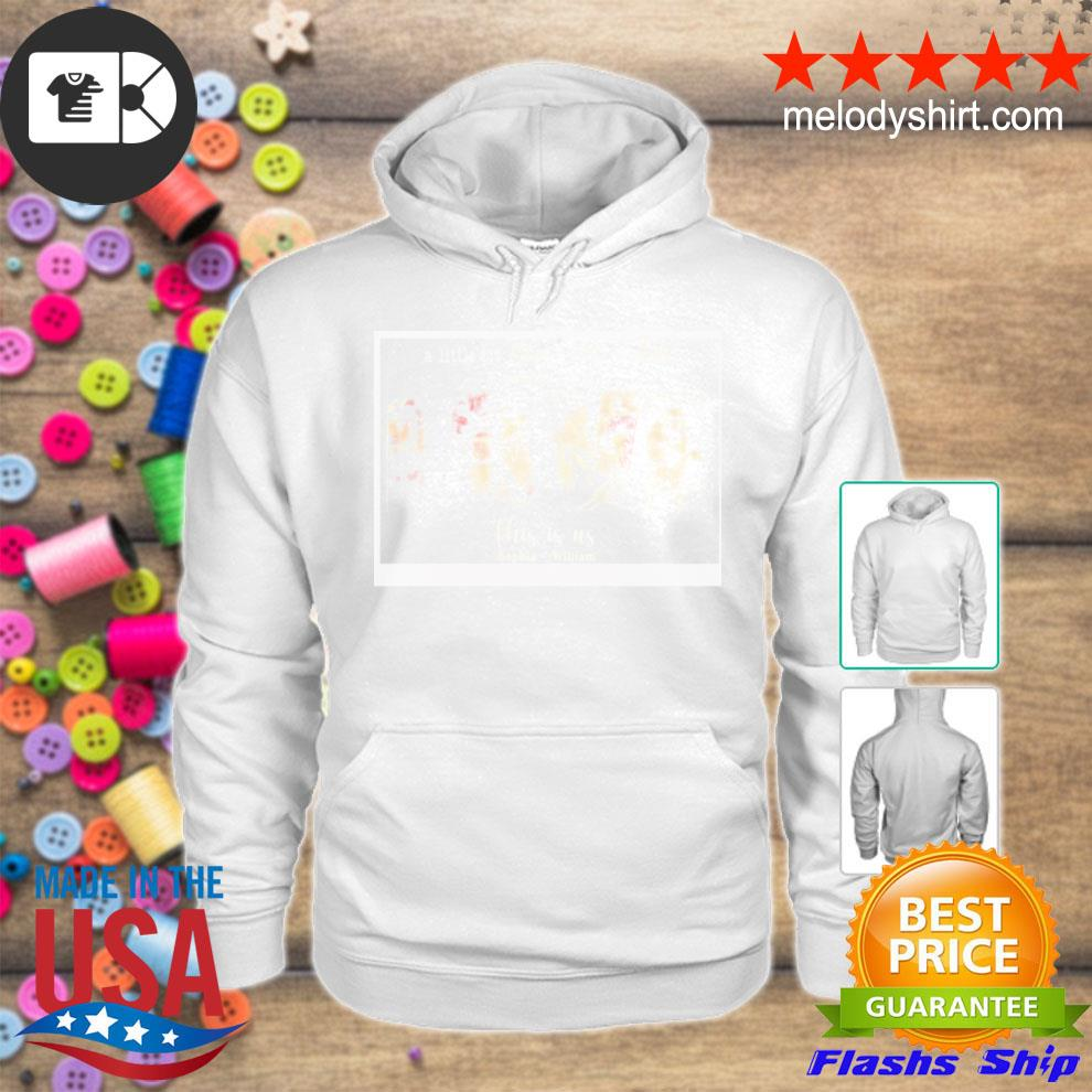 Sugar skull couple a whole lot of love this is us sophia william s hoodie