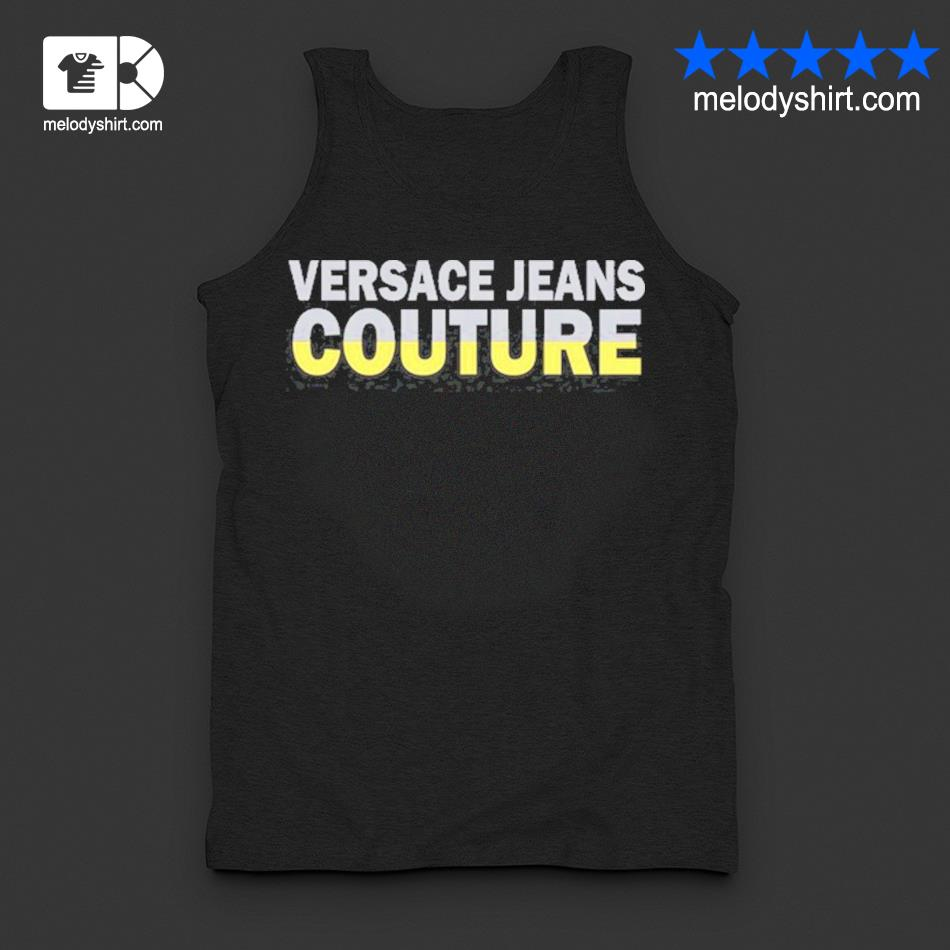 Versace jeans couture s tanktop